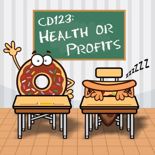 CD123: Health or Profits